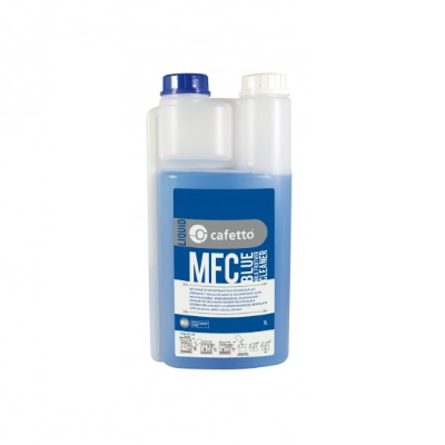 Cafetto MFC Milk Frother Cleaner 1 Litre Blue