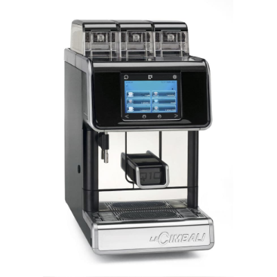 LaCimbali Q10 CS11 2 Grinders Touch Screen 2 Grin +1 Soluble 48 MM Brewer