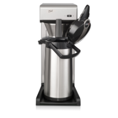 Bravilor TH 230V Brewer Tanked Includes Stainless Filter Pan Excludes Airpot