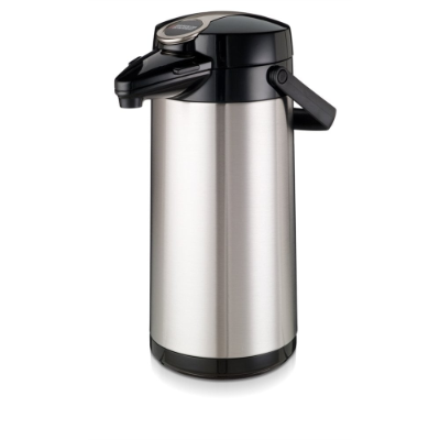 Bravilor Airpot Furento 2.2L Stainless Steel Inner & Outer