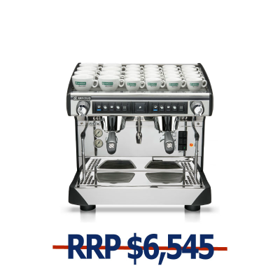 Rancilio Classe 7E 2 Grp Tall Compact High Cup