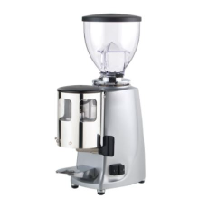 Mazzer Mini Manual Silver Grinder