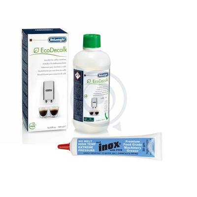 Cleaning & Maintenance Kit Delonghi Fully Automatic Machines