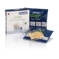 Anti Lime Scale Balls 2 Doses Delonghi DLSC551 Soft Balls
