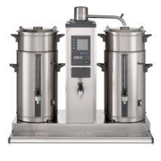 Bravilor B10 HW Bulk Brewer 3 Phase 8380W 2x10L Container With Hot Water Tap